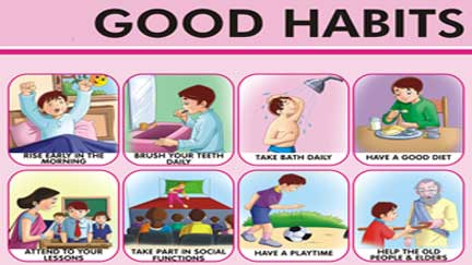 Good manners essay for kids